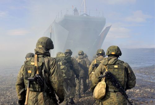 Russia's Military Exercises in the Arctic Have More Bark Than Bite