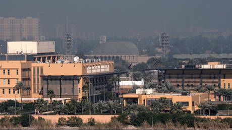 US Embassy in Baghdad confirms 1 staff member injured in rocket attack