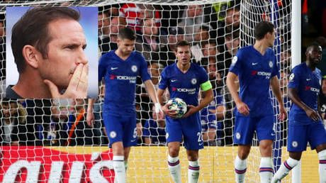 'We HAVE to improve': TEN players could form Chelsea summer exodus as Frank Lampard admits 'numbers don't lie' in defensive woes