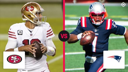 What channel is Patriots vs. 49ers on today? Time, TV schedule for Week 7 NFL game
