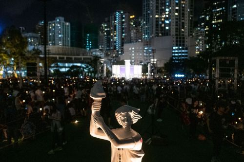 Chinese Propaganda Paints Hong Kong as a Spoiled Brat