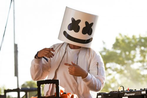 Marshmello's family connection to eBay