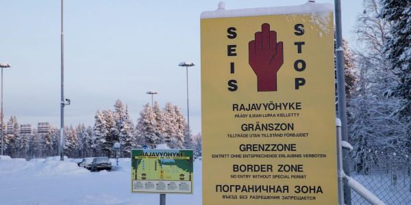 A conman was arrested for building a fake Russia-Finland border 15 miles from the real one, and charging migrants $11,000 to cross it