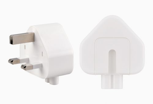 Important notice for certain AC wall plug adapters and Apple World Travel Adapter Kits