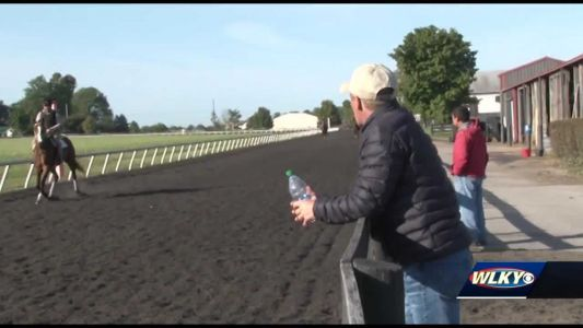 Louisville-area horse and trainer set sights on Preakness