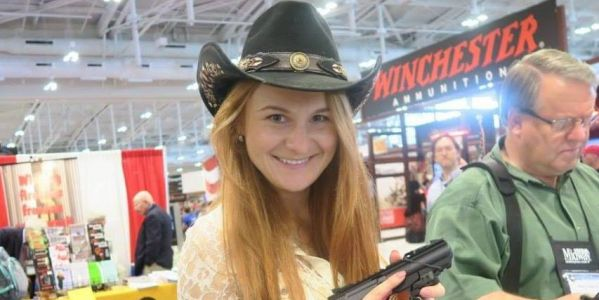 Grand jury indicts Maria Butina, a Russian national with deep ties to the NRA, for conspiracy and acting as a Russian agent