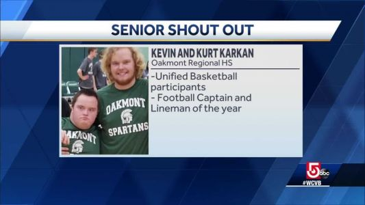 Senior Shout Outs: Winthrop High, Oakmont Regional, Marshfield High