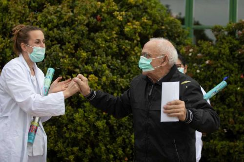 World Health Day: Meet the heroes on the frontlines of the coronavirus