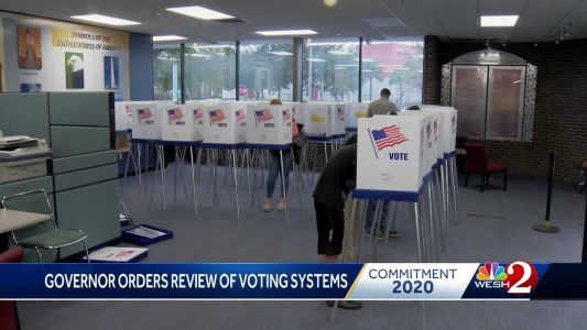 Gov. DeSantis orders review of voting systems