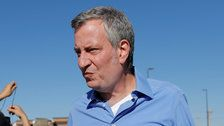 Bill De Blasio Reportedly Crossed US Border Illegally, CBP Says