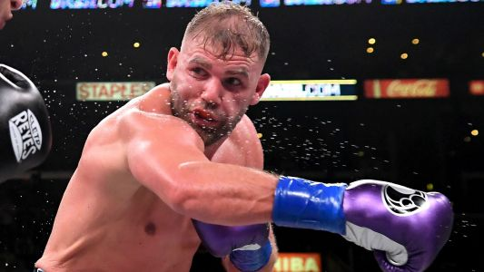 Billy Joe Saunders wants 'big names' after outclassing Martin Murray to retain title