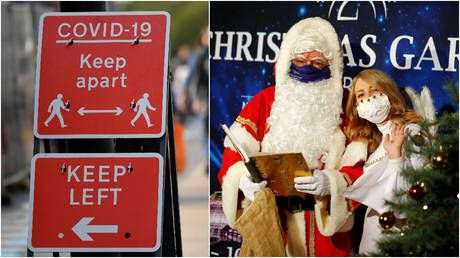 UK to lock down NEXT WEEK to 'save Christmas' as SAGE warns of Covid-19 'worst-case scenario' - reports