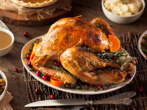Millennials are reportedly revolting against 30-pound turkeys - and it could be changing Thanksgiving dinner