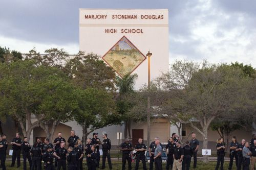 Principal whose daughter was killed in Parkland shooting lashes out at school district