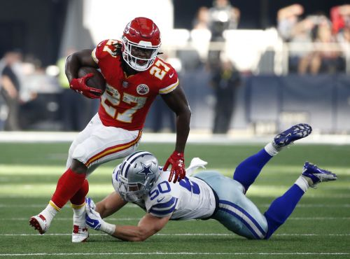 Browns sign troubled running back Kareem Hunt