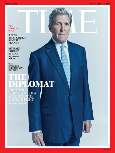 John Kerry Is Bringing America Back Into the Climate Fight