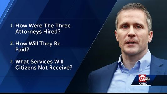 Gov. Greitens is reportedly charging taxpayers for his private defense attorneys