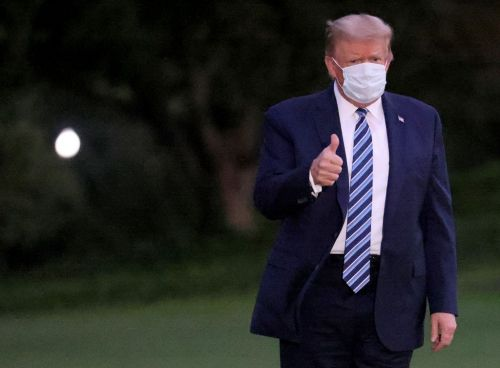 'He has blood on his hands': Columbia University study shows that Trump could have avoided over 130,000 COVID-19 deaths with a more robust pandemic response