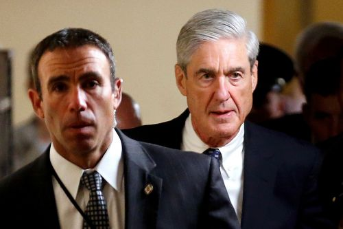 Robert Mueller might finally be finished with his Russia probe