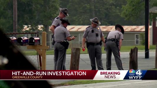 Neighbors raise concerns after 6-year-old struck in Greenville Co. hit and run