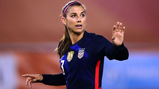 Alex Morgan has recovered from COVID-19, USWNT coach confirms