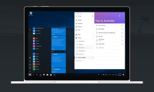 Microsoft To-Do for iPad picks up more spacious layout