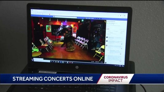 Production company cancels 50 concerts, begins streaming some online