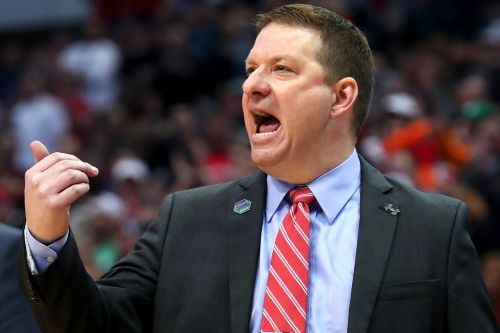 Texas Tech coach takes long road to Sweet 16
