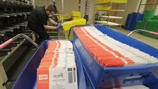 Vote-By-Mail Worries Mount As Election Nears