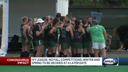 Ivy League schools cancel fall sports competitions