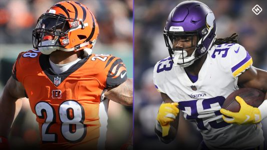 Fantasy Football Rankings Week 16: RBs
