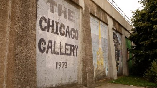 This gallery brings world-class art to the streets of Chicago