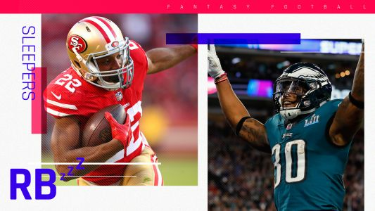 2018 Fantasy Football Sleepers: Running backs