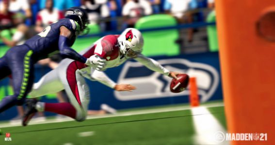 NFL sacks all comers as video games' best source of ad impressions
