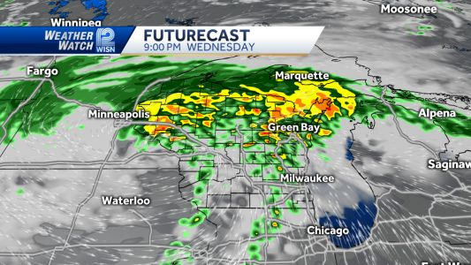 Videocast: Storms Storms Possible