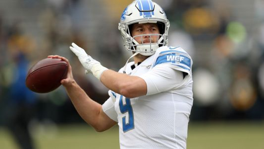 Matthew Stafford's wife back home after 12-hour brain surgery