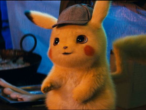 The film 'Detective Pikachu' ends with two major twists. We broke them down