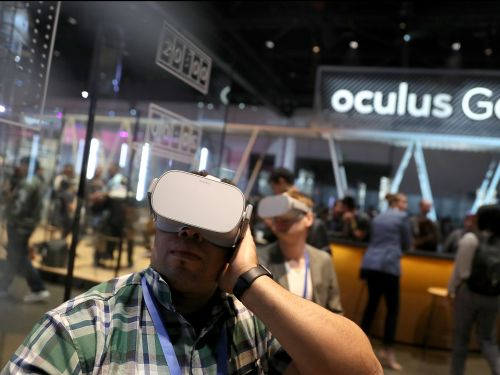 The US Army wants mixed reality headsets that detect enemy fire, translate languages and see in the dark. Anduril, the startup founded by Oculus' Palmer Luckey, is on it