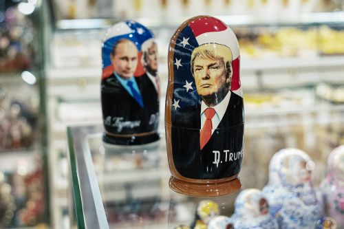 You Can't Blame Russia for Trump