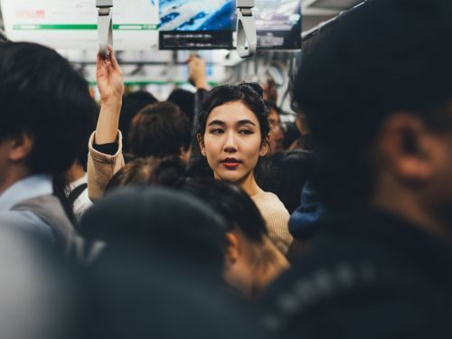 Women in Japan are downloading Digi Police, the country's anti-groping app, in record numbers