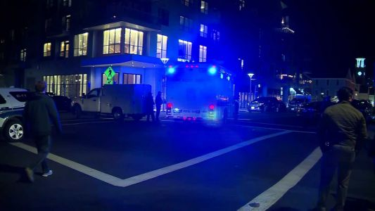 Police investigate after shooting victim found near Marina Bay