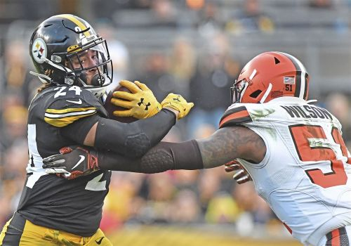Rookie Benny Snell has been the Steelers' backfield closer. Why not their starter too?