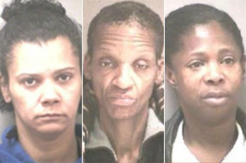 Remains found in shallow grave identified as women who vanished in 2006