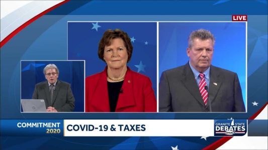 2020 NH U.S. Senate debate: Changes to tax policy they would make, if any