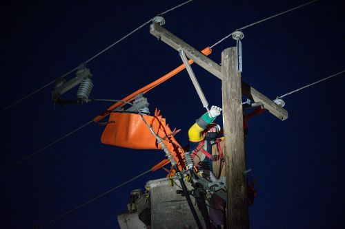 Texas power grid board members resign after winter storm chaos