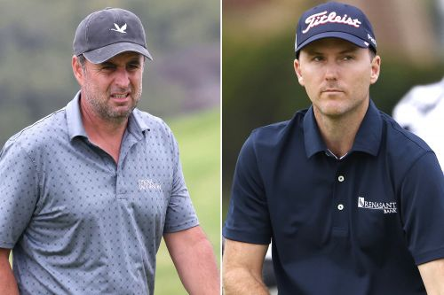 Richard Bland, Russell Henley share lead at U.S. Open