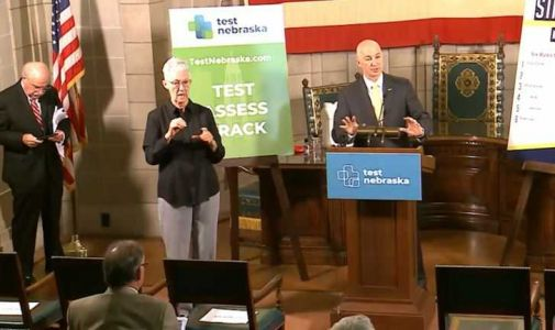 Gov. Ricketts to hold press briefing on return to school