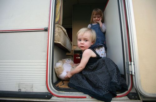 England's housing crisis has gotten so bad that children are living in shipping containers, doing homework on the toilet, and eating on floors. Nearly 400,000 more kids could be homeless soon