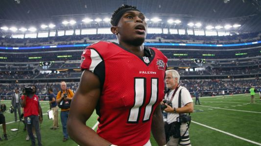 Falcons reportedly closing in on a deal to make Julio Jones the NFL's highest-paid receiver