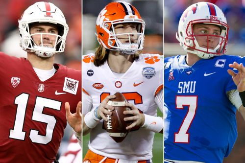 The Post's top 10 quarterbacks in the 2021 NFL Draft